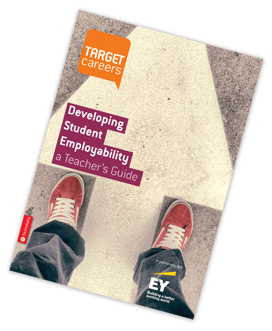 Developing Student Employability – a Teacher's Guide cover