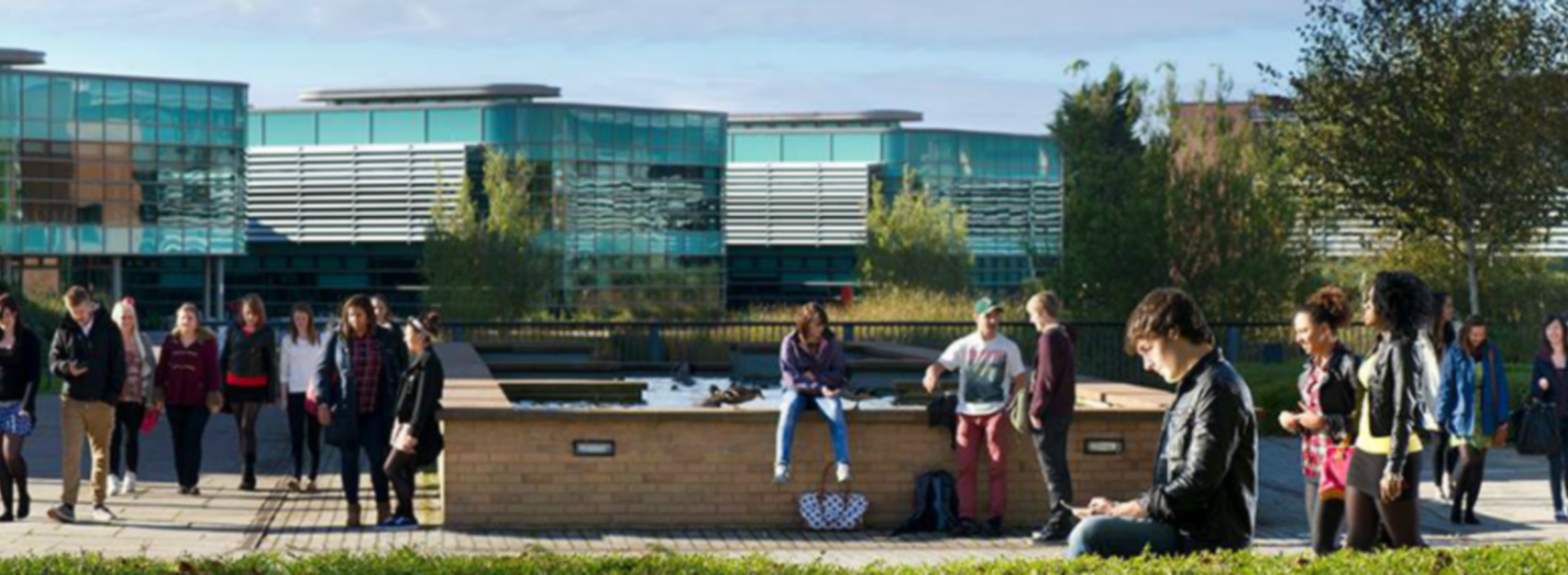 Edge Hill University header