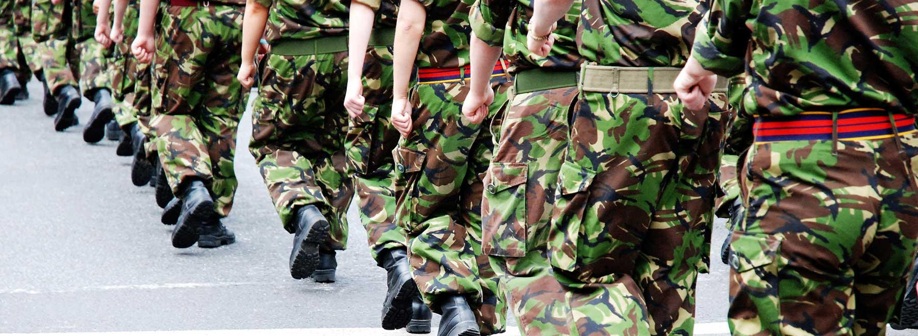 Would a career in the armed forces suit me?