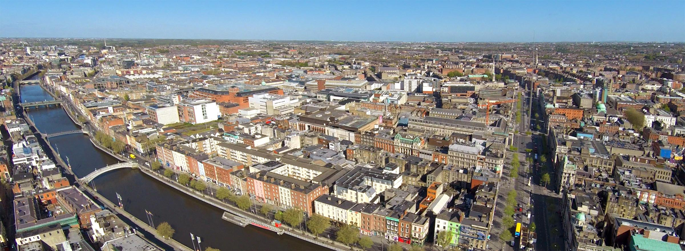 Student cities: studying in Dublin