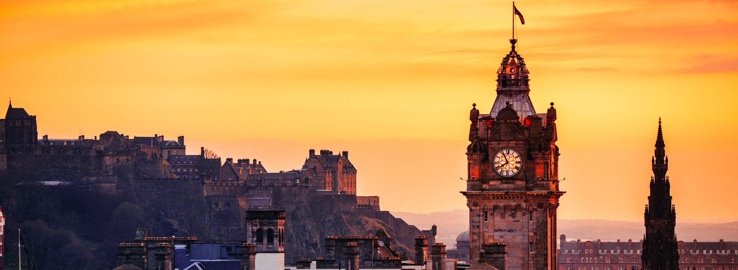 Student cities: studying in Edinburgh