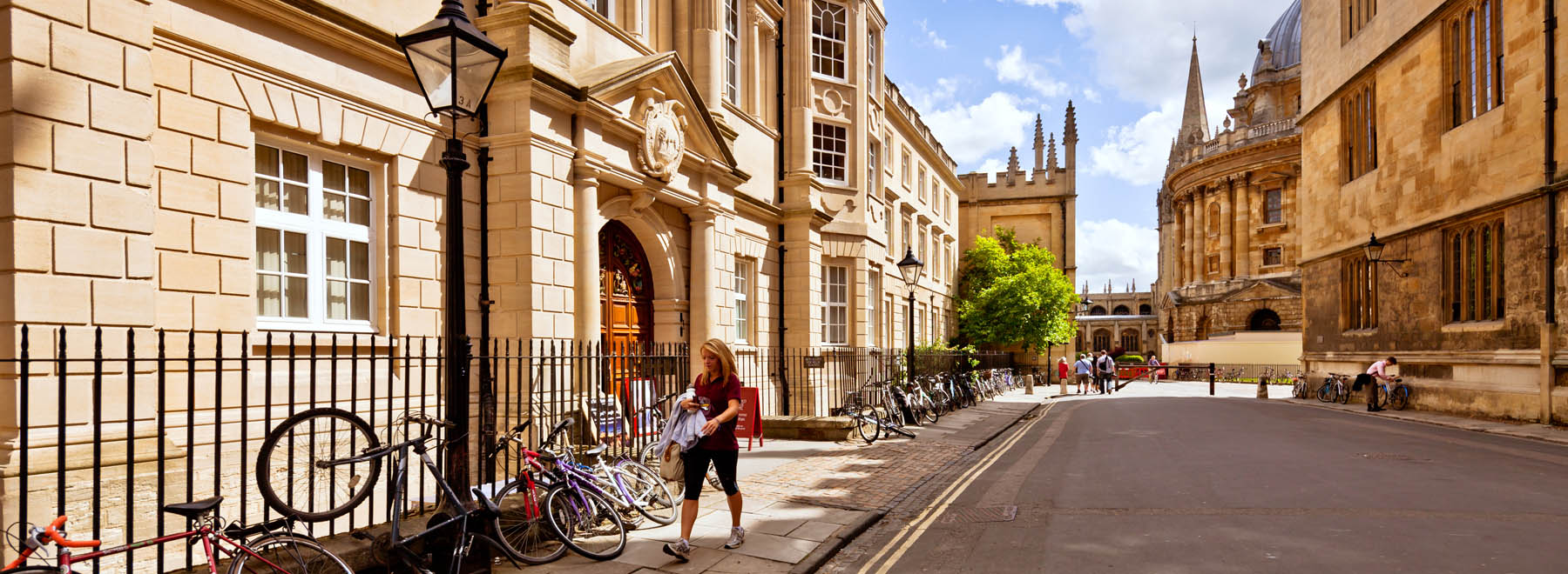Student cities: studying in Oxford
