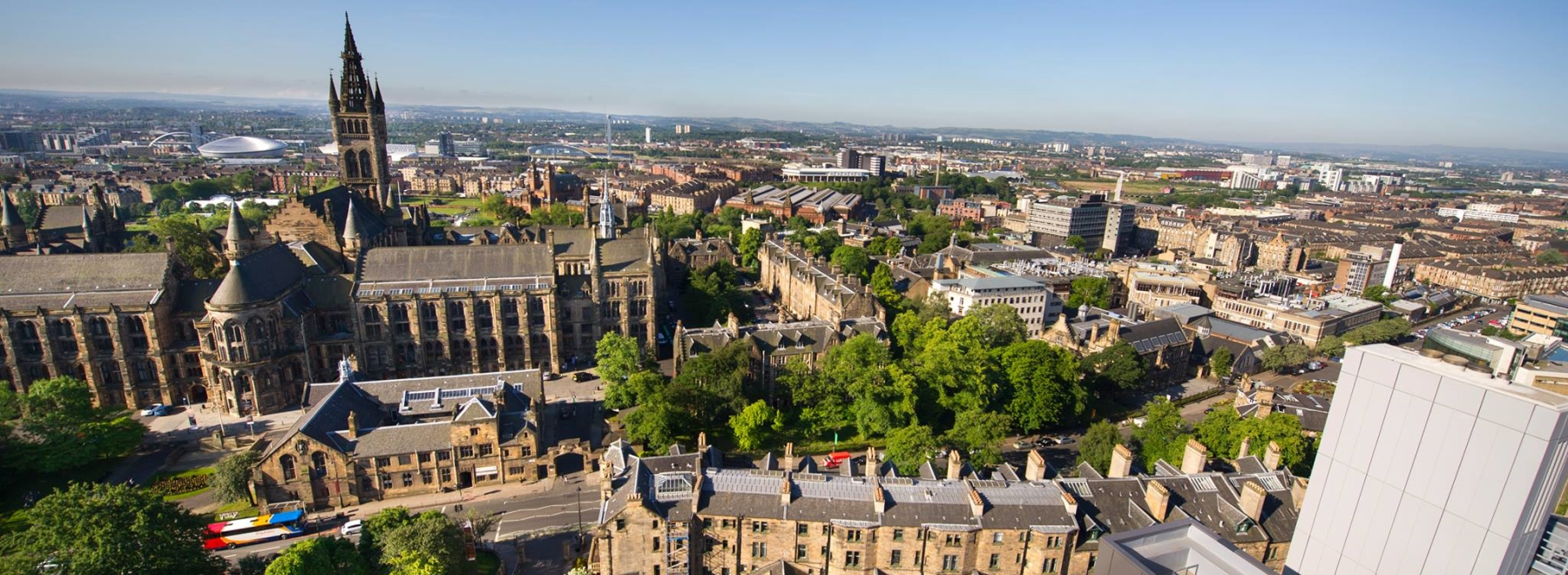 University of Glasgow header