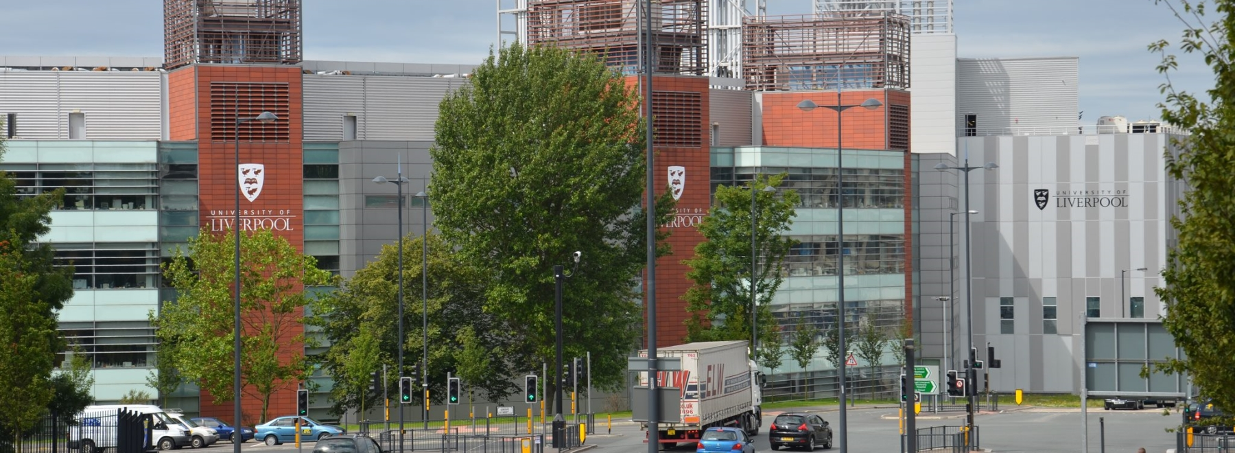 University of Liverpool header