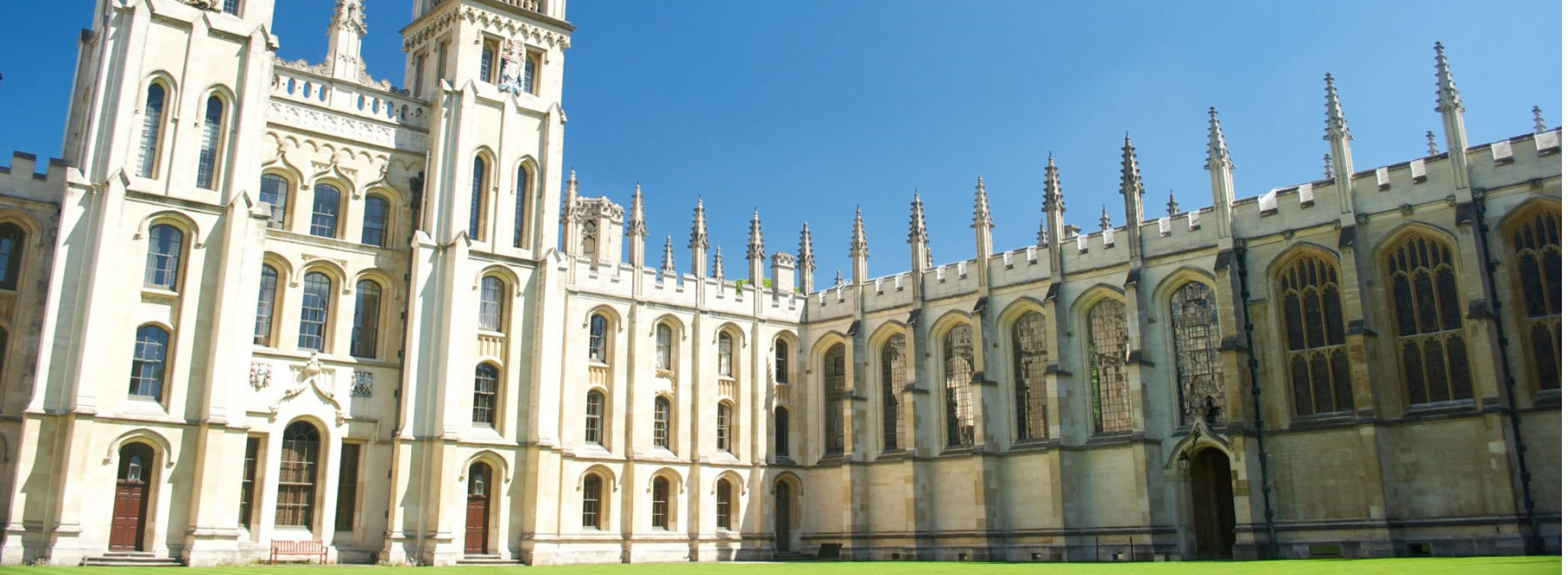 University of Oxford header