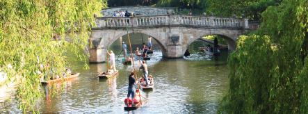 Student cities: studying in Cambridge