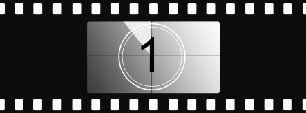 Film countdown clock - starting a career in film