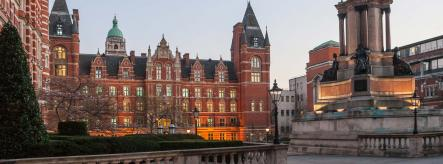 Photo of Imperial College London, a top UK university
