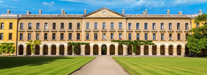 Oxford University - one of the top universities for law careers