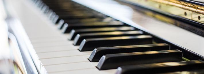 Piano keys - careers as a classical musician