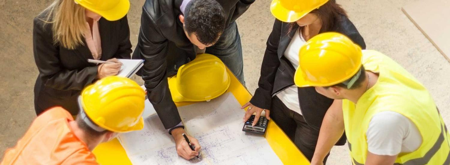 Job role: site managers