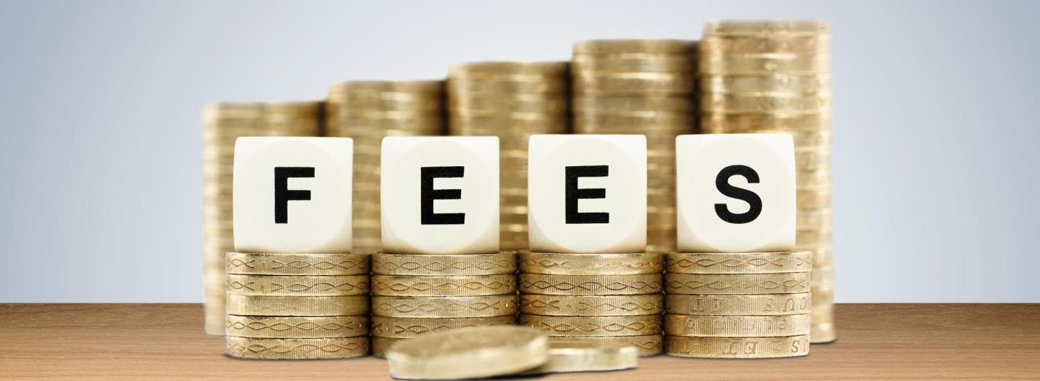 University tuition fees and funding