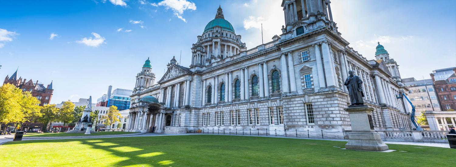 Student cities: studying in Belfast