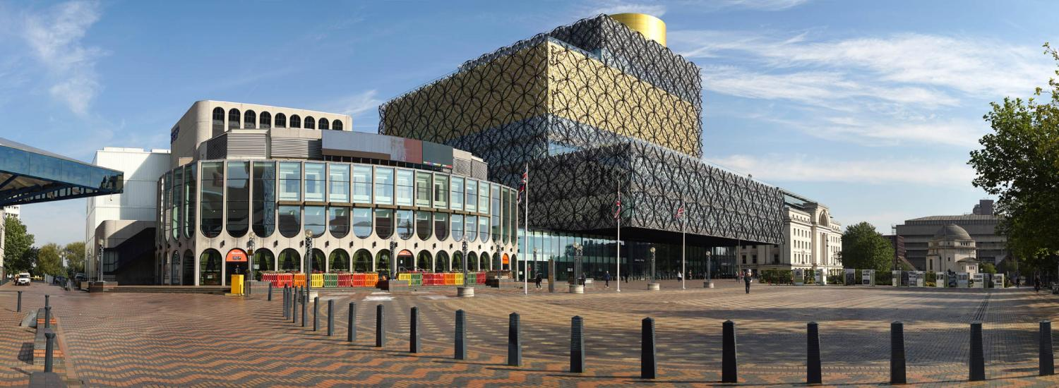 Student cities: studying in Birmingham