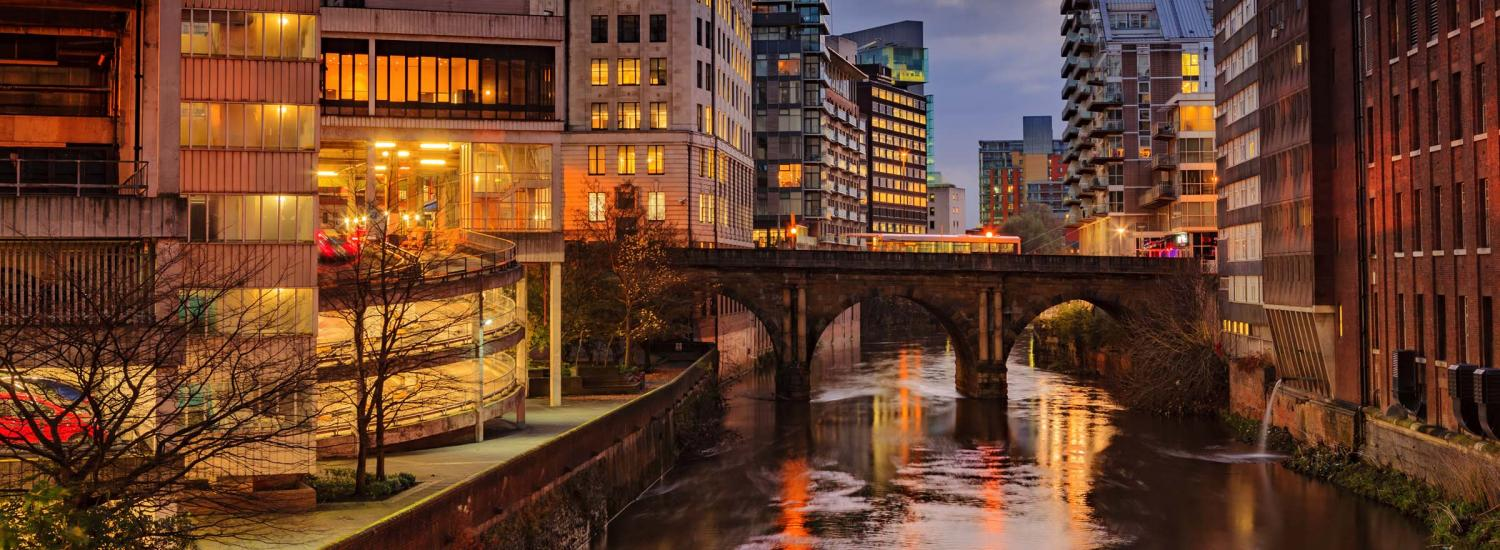 Student cities: studying in Manchester