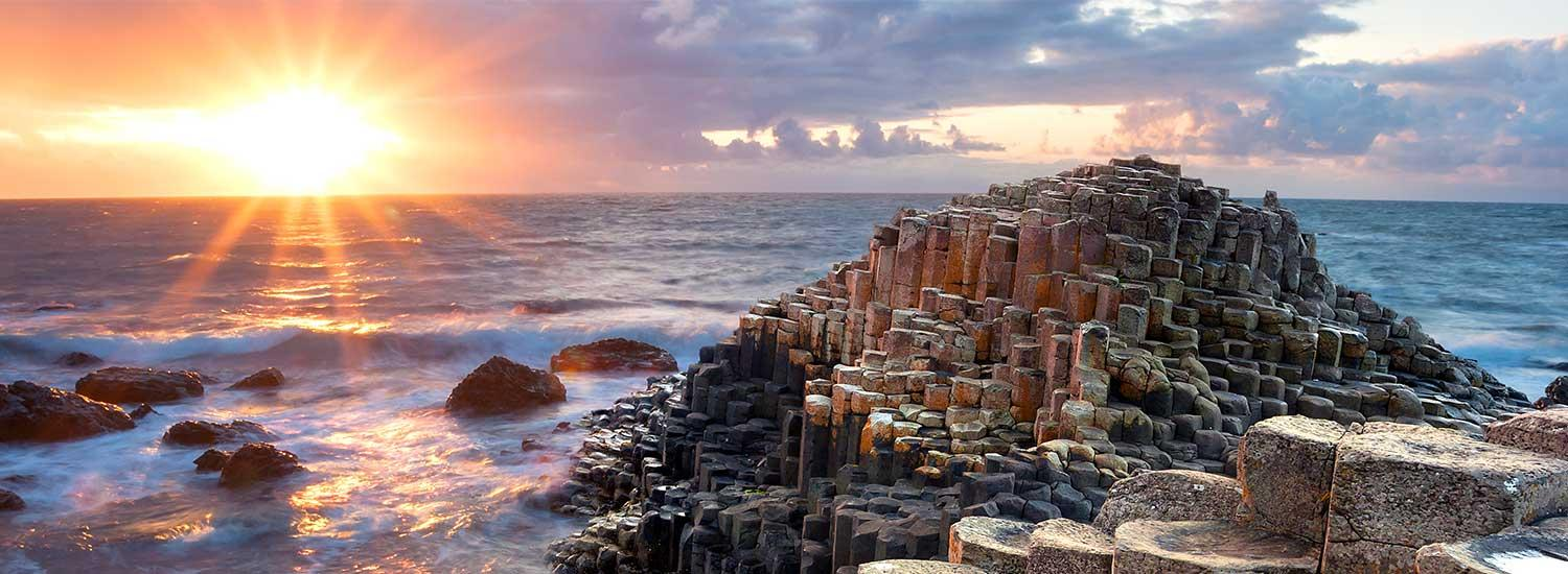 Giant's Causeway - apprenticeships in Northern Ireland