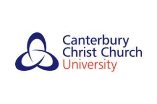 Canterbury Christ Church University logo