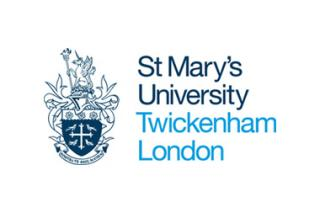 St Mary's University, Twickenham logo