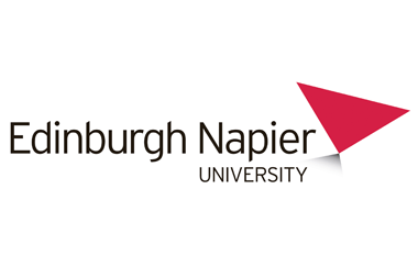 Edinburgh Napier University logo