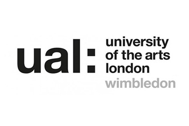 Wimbledon College of Arts, University of the Arts London logo