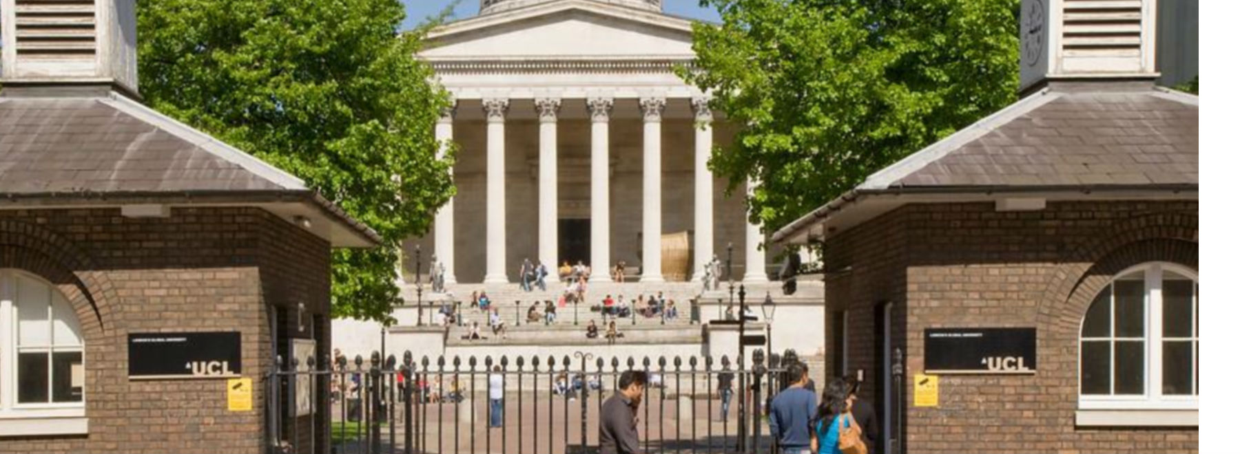 UCL (University College London) header