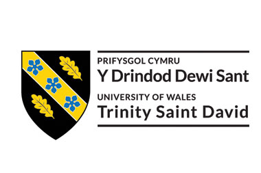 University of Wales Trinity Saint David (UWTSD Lampeter and Carmarthen) logo